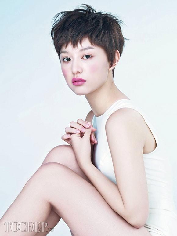 4 kiểu tóc layer lung linh như sao Hàn