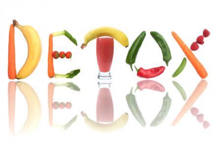 Giảm cân bằng detox và những điều nên tránh