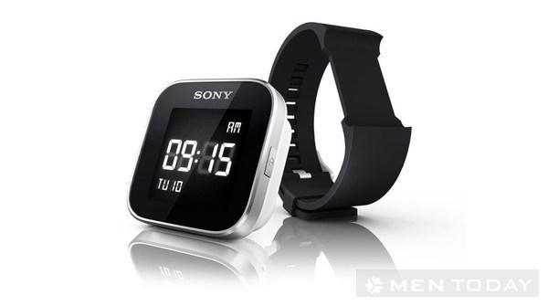 Smart watch của Sony- đồng hồ thông minh bạn nên dùng !