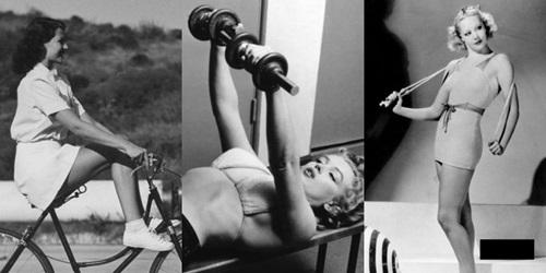 Học hỏi cách giảm cân giữ dáng của phụ nữ xưa