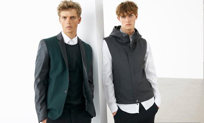 Ngắm lại lookbook thời trang nam thu đông 'cực chất' của Zara