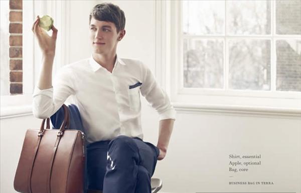 Thương hiệu Just William với BST túi xách đẳng cấp cho phái mạnh