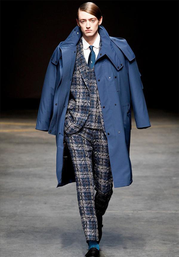 Xem lại BST thời trang nam thu đông 2014 từ E. Tautz