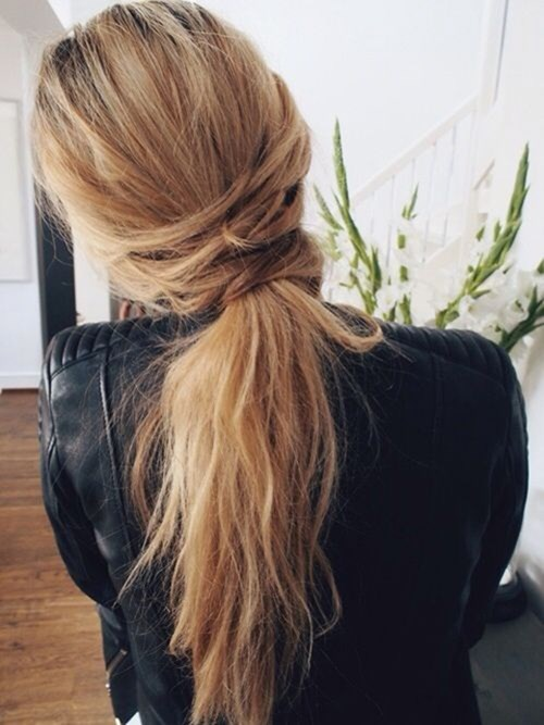 1001 kiểu biến tấu cực xinh của tóc đuôi ngựa