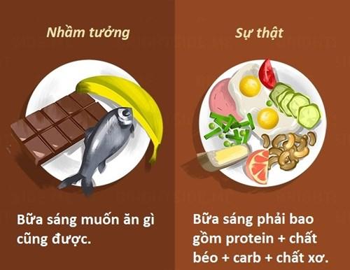 13 lý do khiến bạn kiêng 'như bỏ đói' mà béo vẫn hoàn béo