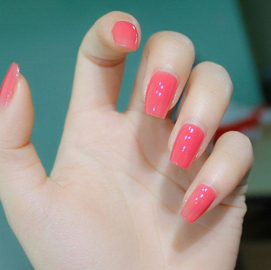 99 mẫu móng tay đơn giản dễ thương cho bạn gái