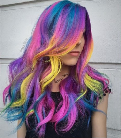 Nhìn những màu tóc này! là muốn đi nhuộm ngay