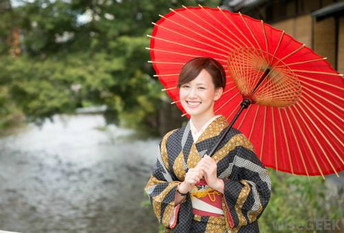 Những bí quyết trẻ đẹp của phụ nữ Nhật