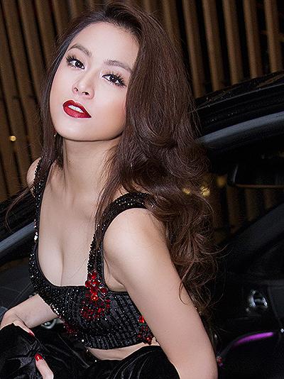 Hoàng Thùy Linh, Huyền My thu hút đôi mắt trang điểm hài hòa, tuyệt đẹp