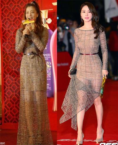 Kim Hee Sun kém sang vì mắc lỗi chọn đồ