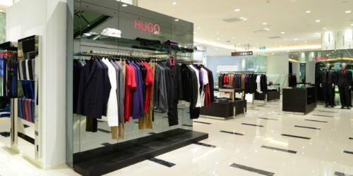 Thương hiệu Hugo Boss ra mắt 2 cửa hàng mới tại TP HCM