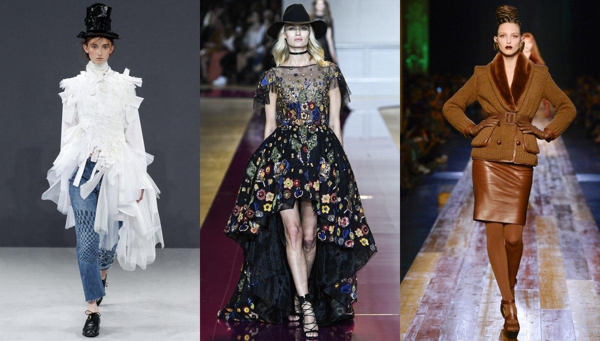 Xu hướng nổi bật từ Tuần lễ thời trang cao cấp Paris