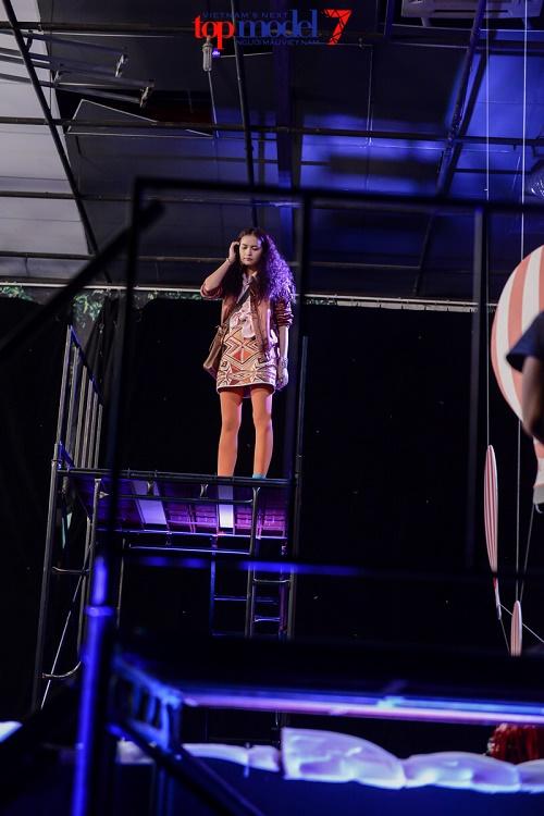 2 thí sinh nổi trội tại Next Top Model có nguy cơ bị loại
