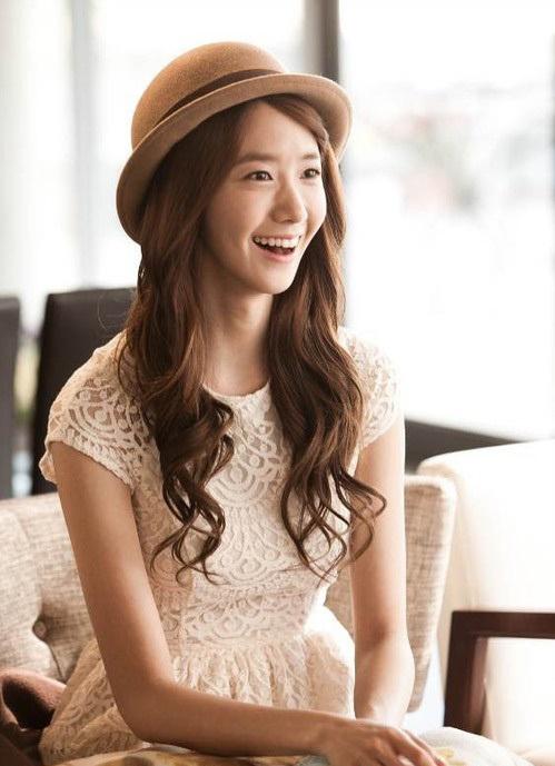 Bí quyết có kiểu tóc uốn xoăn đẹp như Yoona