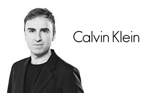 Chia tay Dior, Raf Simons chính thức về với Calvin Klein