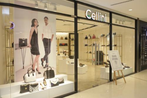 Cửa hàng thứ 4 củ Cellini Shoes