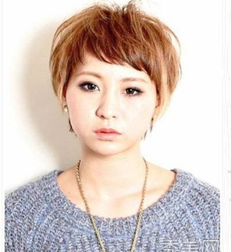 Kiểu tóc ngắn phong cách Hàn đầy cá tính