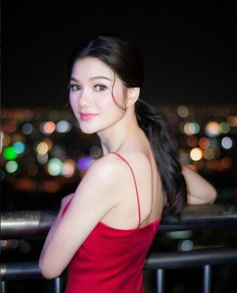Nữ thần The Face đang khiến cộng đồng mạng Thái Lan mê mẩn