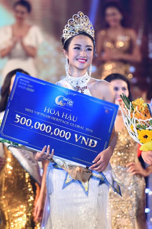Style đời thường và nhan sắc thực của tân Hoa hậu Bản sắc Việt