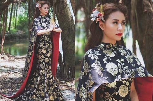 Thời trang của Hoàng Thùy Linh giống Phạm Băng Băng