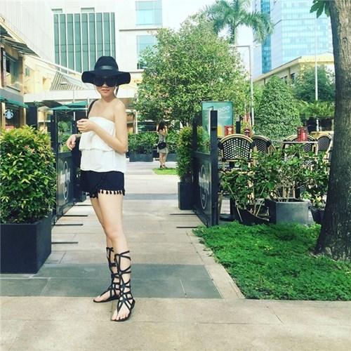 """Tuyệt chiêu mặc đồ để """"1m57 trông như 1m75"""" của mỹ nhân Việt"""