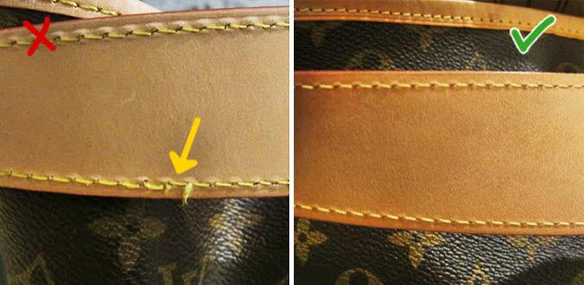 """7 cách để nhận dạng túi xách """"dởm"""" chị em cần thuộc lòng"""