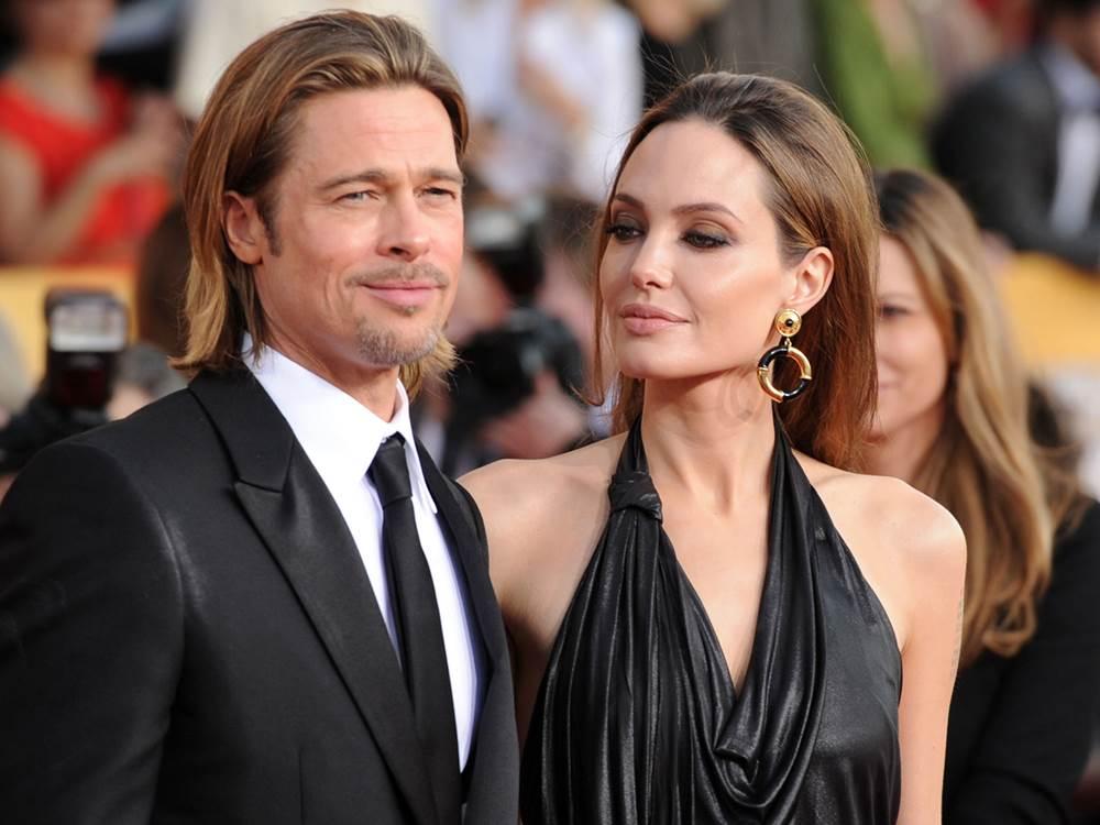 Brad Pitt - Angelina Jolie đã từng là biểu tượng thời trang Hollywood ?