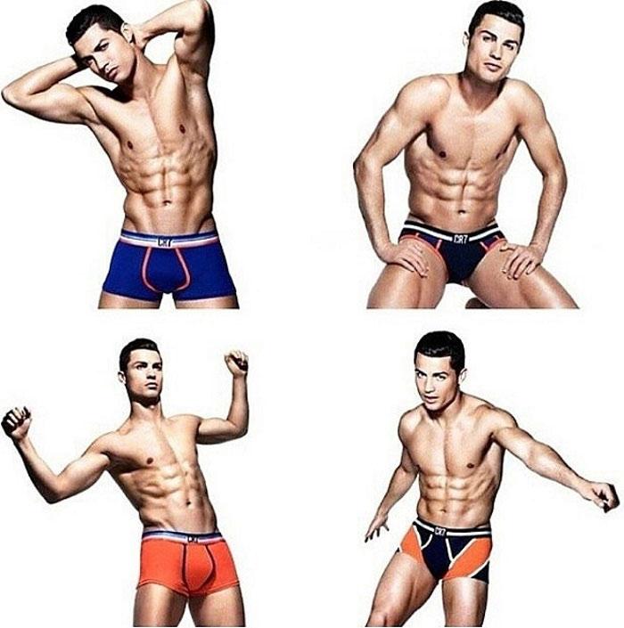 Cristiano Ronaldo duy trì cơ bắp vạn người mê thế nào?