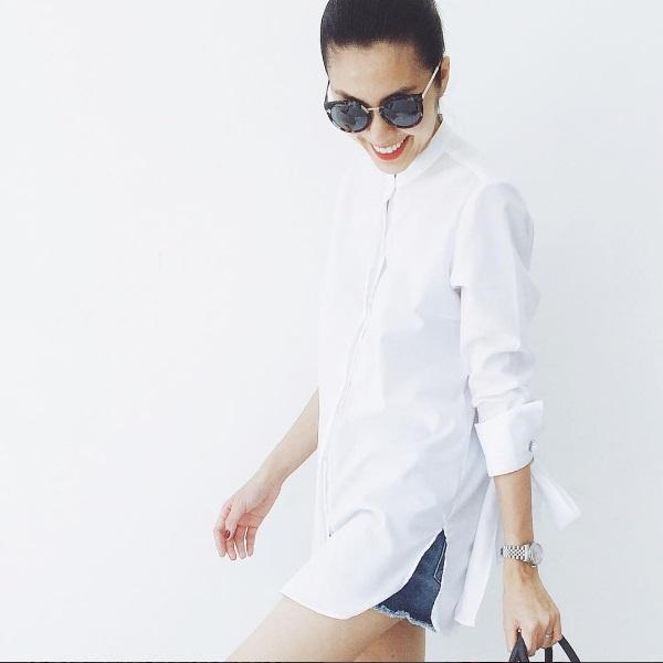 Mốt ăn giản tuổi không bao giờ lỗi thời trang của sao Việt