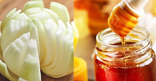 Trộn hành tây với mật ong, lông mày lơ thơ sẽ dày lên nhanh chóng