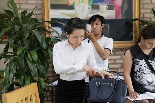 Việt Trinh, Văn Phượng thân thiết như chị em