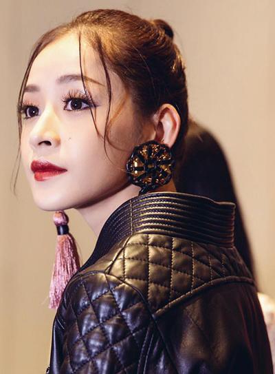 Chi Pu, Midu đối lập phong cách trang điểm