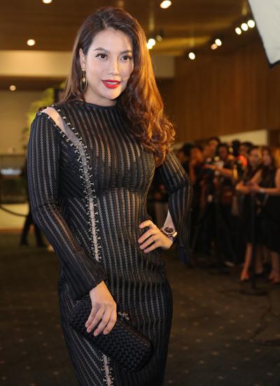 Đã mắt ngắm dàn sao dự show thời trang Chung Thanh Phong