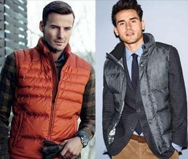 Lịch lãm quyến rũ với áo khoác gile nam
