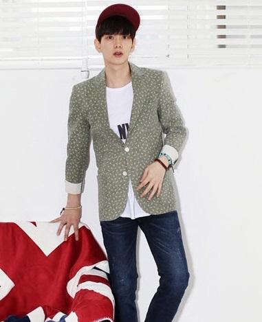 Mix Áo khoác vest nam Blazer mỏng thể hiện guu thời trang riêng mình