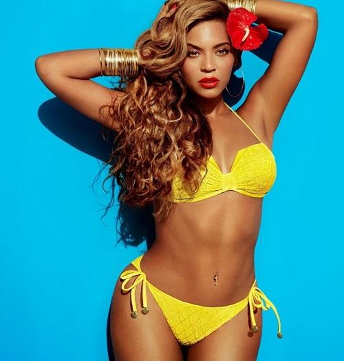 Ngắm dáng vóc săn chắc, vòng 3 sexy 99cm của Beyonce
