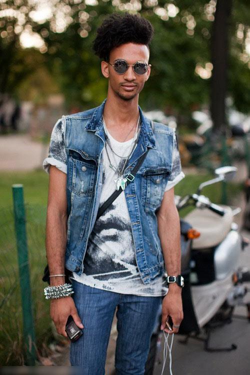Áo thun pull nam đẹp cho các chàng xuống phố hè 2017