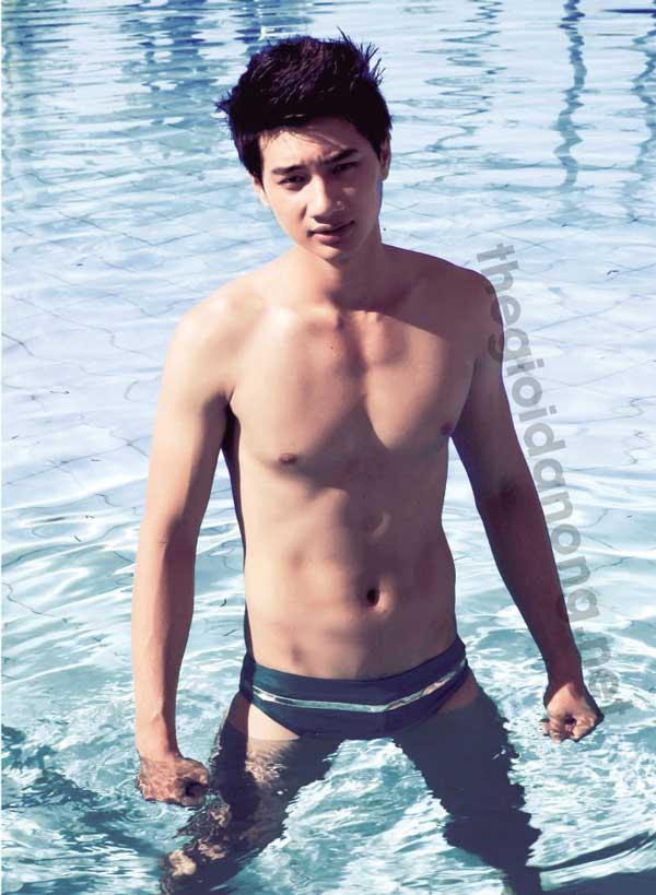 Quần bơi nam đẹp cho chàng khoe body quyến rũ