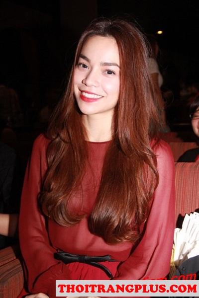 Những kiểu tóc đẹp 2017 trẻ trung quyến rũ của Hà Hồ