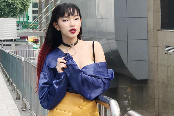 Hot girl Châu Bùi tư vấn 4 set đồ cho ngày Valentine