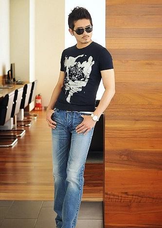 BST quần jean nam cho bạn trai mạnh mẽ cá tính