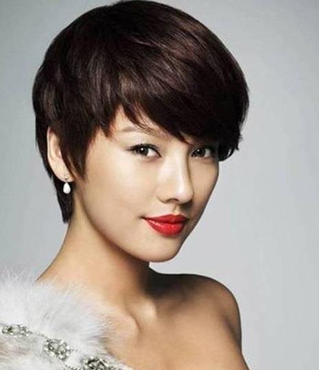 Xu hướng tóc ngắn cho bạn gái đầy cá tính năng động