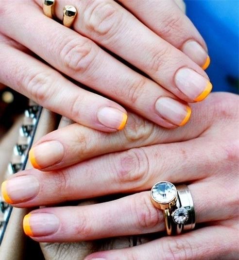 5 Kiểu móng tay đẹp họa tiết đơn giản dễ làm cho nàng