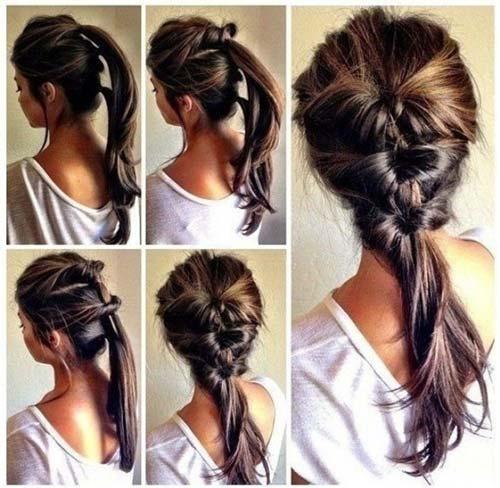 10 kiểu tóc thắt bím cực đẹp, phối với đồ mùa đông cực yêu cho phái nữ