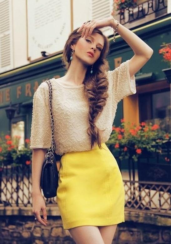 6 kiểu tóc tết đầy quyến rũ đơn giản dễ làm cho nàng