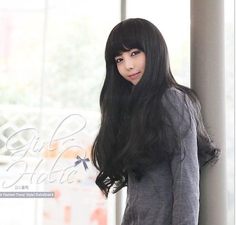 Tóc uốn xoăn đẹp phong cách cho nàng trẻ trung năm 2017