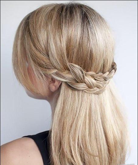 2 cách tết tóc đẹp 2018 cho cô nàng duyên dáng dễ làm tại nhà