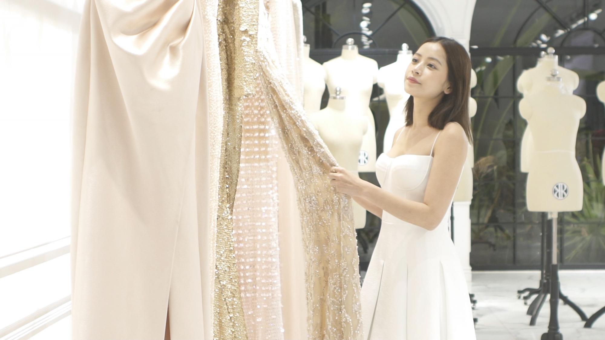 """Chi Pu, Gil Lê """"tái hợp"""" trong sự kiện thời trang hoành tráng"""