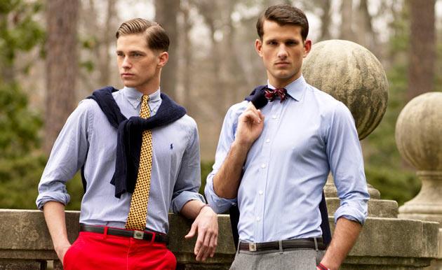 Những phong cách áo sơ mi nam mọi gã trai nên có