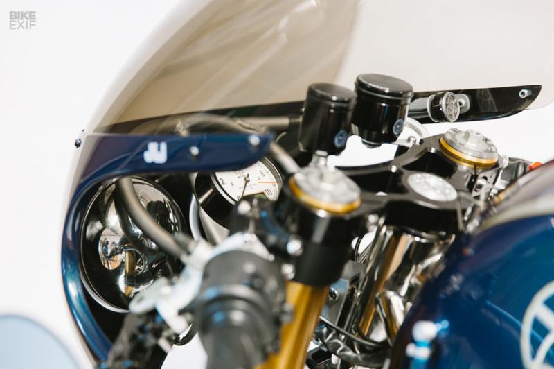 Ducati Monster 1100 bản độ phong cách American cực chuẩn